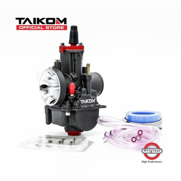 TAIKOM PWK Carburetor Racing Power Jet (24mm/26mm/28mm/30mm/32mm/34mm)